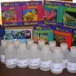 Salifert Profi Test Kits