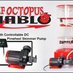 Diablo 160 XS Space Saver Protein Skimmer